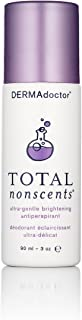 DERMAdoctor Total NonScents Ultra-Gentle Brightening Antiperspirant, 90 ml