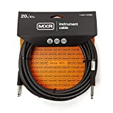 MXR Cable Jack/Jack 6m, negro