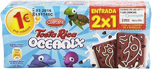 Tosta Rica - Galletas Tosta Rica 160 g
