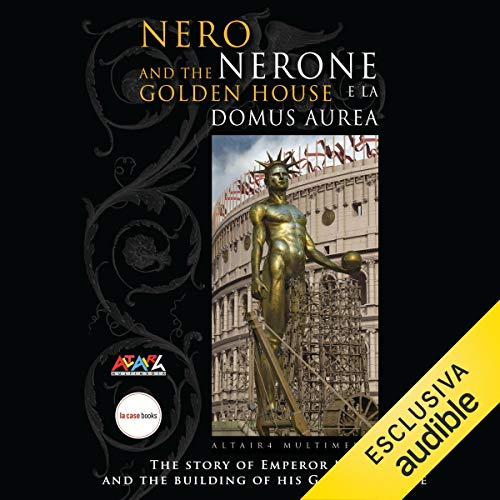 Nero and the Golden House (The wonders of Archaeology) copertina
