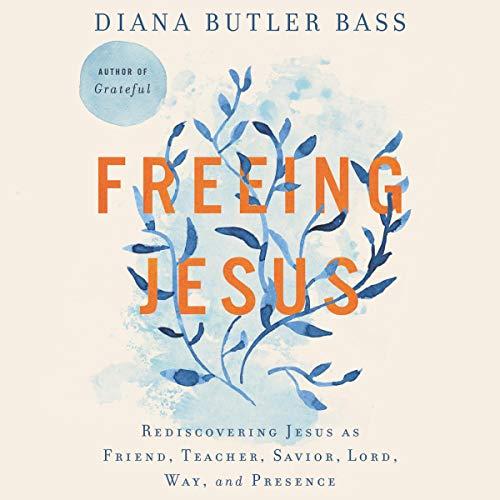 『Freeing Jesus』のカバーアート