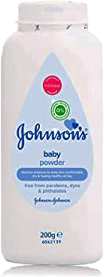 Baby Powder 200g 6pack x 1 Skin Soft Care Comfortable Dry