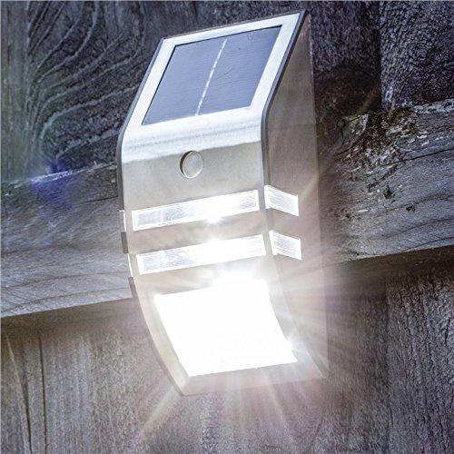 Hyfive-LED-Solar Bewegungssensor - Pir Erkennung - Sicherheit Licht