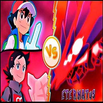 Ash y Go Vs Eternatus Rap