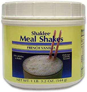 Shaklee Meal Shakes - French Vanilla, 1LB, 3.2OZ
