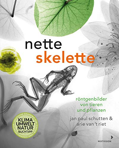 Nette Skelette: Röntgenbilder von Tieren und Pflanzen