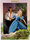 Barbie Romance Novel Collection Jude Deveraux the Raider Barbie & Ken Set