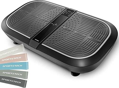 altoparlante Bluetooth + poster remoto e amp | Formazione fitness da casa-VP300 Model2021 Black.