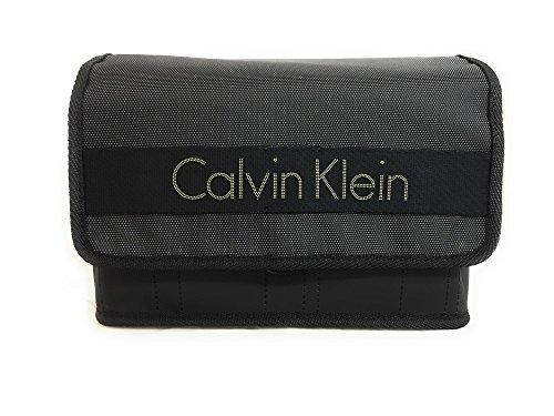 Calvin Klein - Madox New Hanging Washbag, Bolsos maletín Hombre, Negro (Black), 15x20x26.5 cm (B x H x T)