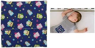 """Saquito térmico""""Búhos"""" para aliviar los cólicos de los bebés – 100% algodón – Interiores rellenos de huesos de cerezas - f..."""