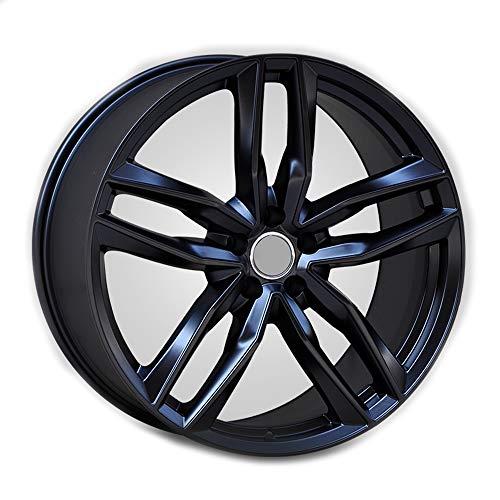 GYZD Alu Felgen 22 Zoll Durchfluss geschmiedete Radlegierung Ersatzrad Auto Rad Maschine Aluminium Felge Passend für R22 *9J Reifen Geeignet für a4l a6l a3 a4 a7 a5 q7 1 Stück,B