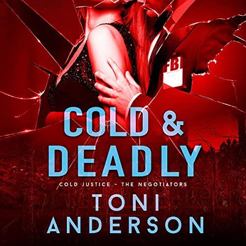 Diseño de la portada del título Cold & Deadly