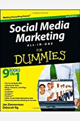 Social Media Marketing All-in-One For Dummies Paperback