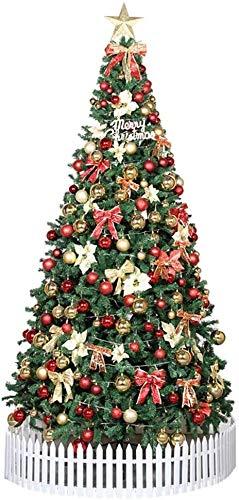WKLIANGYUANPING Árbol de Navidad Artificiales del árbol de Navidad con Luces LED...