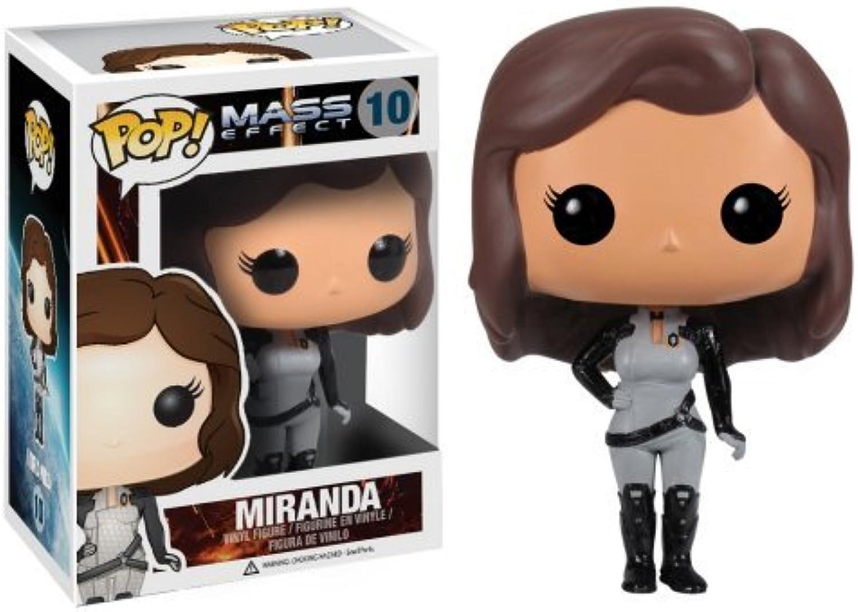 Funko POP Games Mass Effect Miranda Vinyl Figure by FunKo
