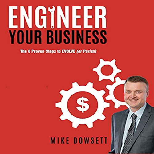 Engineer Your Business audiobook cover art