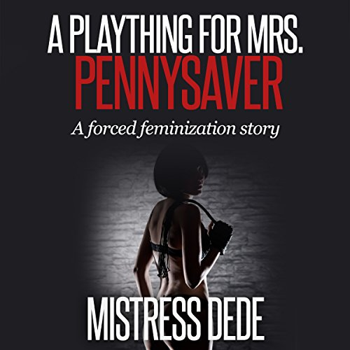 A Plaything for Mrs. Pennysaver audiobook cover art