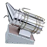 Bueyfolt Bee Hive Smoker with Heat Shield, Stainless Steel Beekeeping Equipement