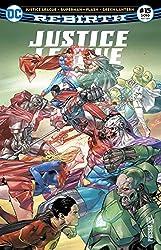 Justice League Rebirth 15 Le corps des Green Lantern déchiré ! de Bryan Hitch