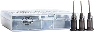 BSTEAN Industrial Unsterilized Blunt Tip Dispensing Needle with Luer Lock 16 Ga 1/2 Inch - 50 PCS