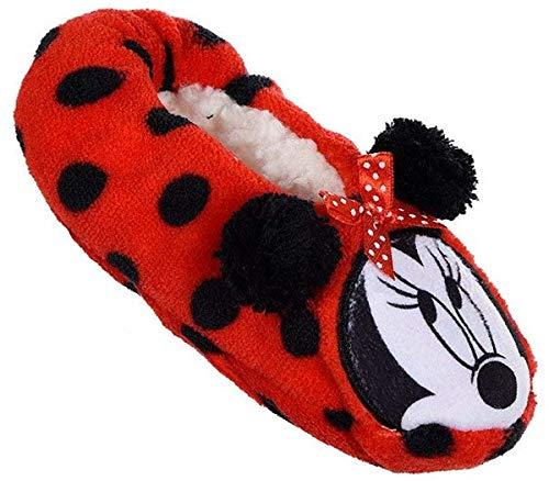 Minnie Mouse Mädchen Hausschuhe