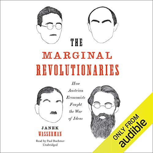 The Marginal Revolutionaries cover art