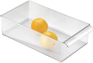 InterDesign 70597EU Benne réfrigérateur - Transparent