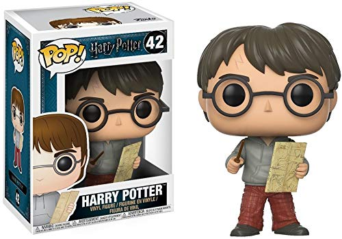 Funko Pop! Harry Potter: Harry Potter con el Mapa del merodeador