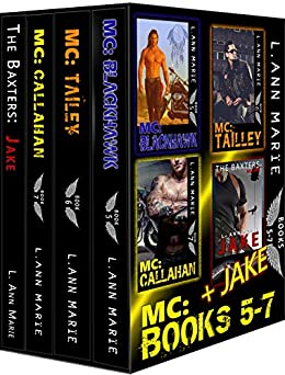 MC Boxed Set + Jake: Books 5-7 + Baxters: Jake by [L. Ann Marie]
