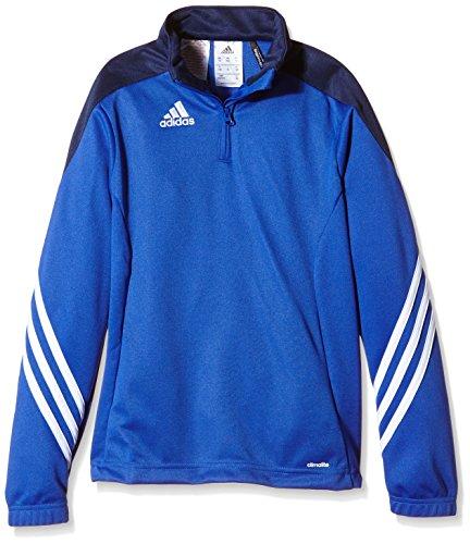 adidas Sere14 TRG To Y Sudadera, niño, Azul-Azul Oscuro, Azul Marino y Blanco, 152