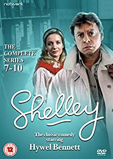 Shelley - The Complete Series 7 - 10