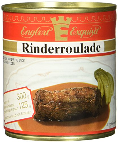 ENGLERT Rinderroulade/Dose, 2er Pack (2 x 300 g)