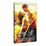 Channing Tatum Actor Sexy Celebrity Limited Movie Set Up 1 póster de lona para decoración de pared, cuadros para sala de estar, dormitorio, marco de decoración de 50 x 75 cm