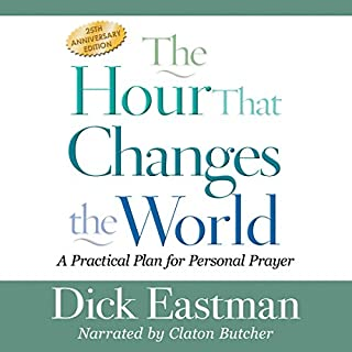 The Hour That Changes the World audiobook cover art