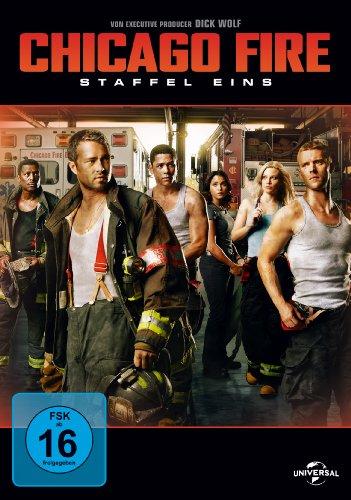 Chicago Fire - Staffel 1 [6 DVDs]