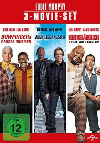 Eddie Murphy - 3-Movie-Set [3 DVDs]