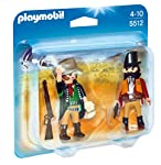 PLAYMOBIL Duo Pack - Sheriff y...