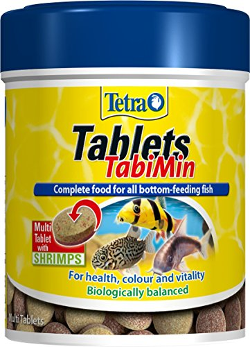 Tetra TabiMin Fish Food (Pot Size: 275 Tablets),