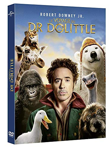 The Voyage of Dr. Dolittle