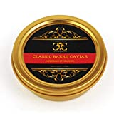 Vente: Le Caviar Baerii Classique 50gr (Esturgeon sibérien) Livraison Gratuite