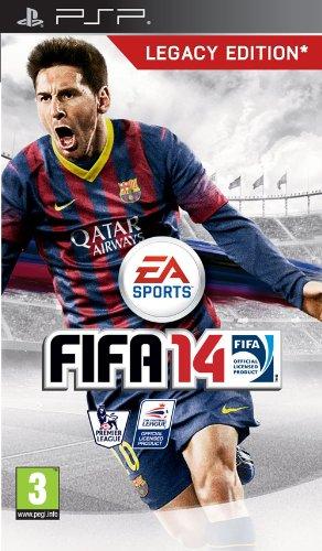 NEW & SEALED! FIFA 14 Sony Playstation PSP Game UK PAL