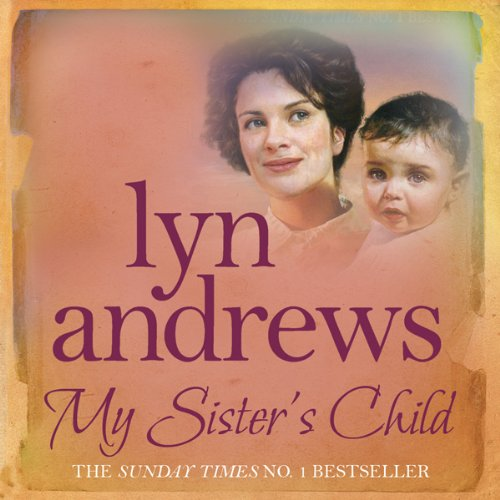 My Sister's Child audiobook cover art