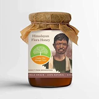 UTMT Under the Mango Tree Himalayan Flora Honey, 500 g – 100% Pure & Natural, Single Origin, No Additives and Ethically So...