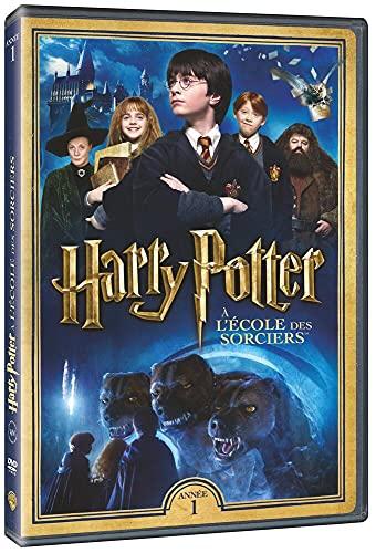 Harry Potter à l école des sorciers - Année 1 - Le monde des Sorciers de J.K. Rowling - DVD