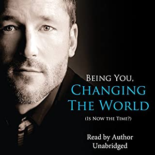 Being You, Changing the World audiobook cover art