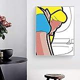 wtnhz DIY-DIY Kits Artwork/Schneewittchen Poster/Dekoration
