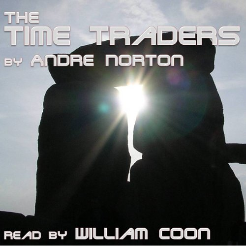 The Time Traders cover art