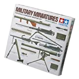 Tamiya America, Inc 1/35 US Infantry Weapons Set, TAM35121