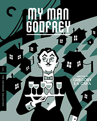 My Man Godfrey (The Criterion Collection) [Blu-ray]