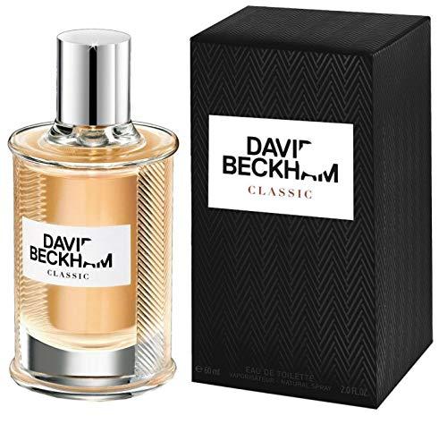 David Beckham Classic EdT 60 ml, 1er Pack (1 x 60 ml)